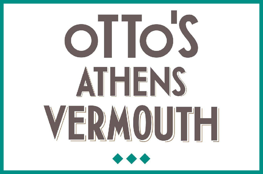 Otto's Athens Vermouth Australia Wide Delivery