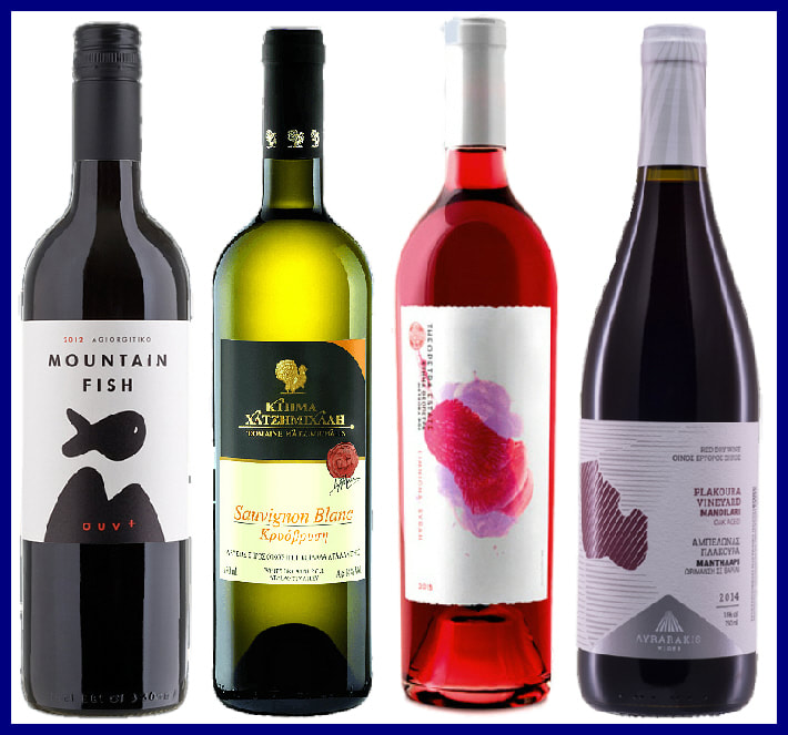 Greek Wines Australia Wide Delivery