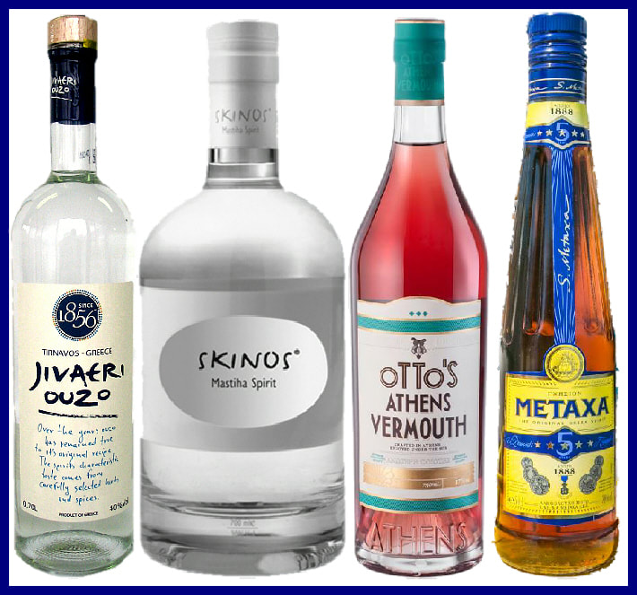 Greek Spirits Australia Wide Delivery